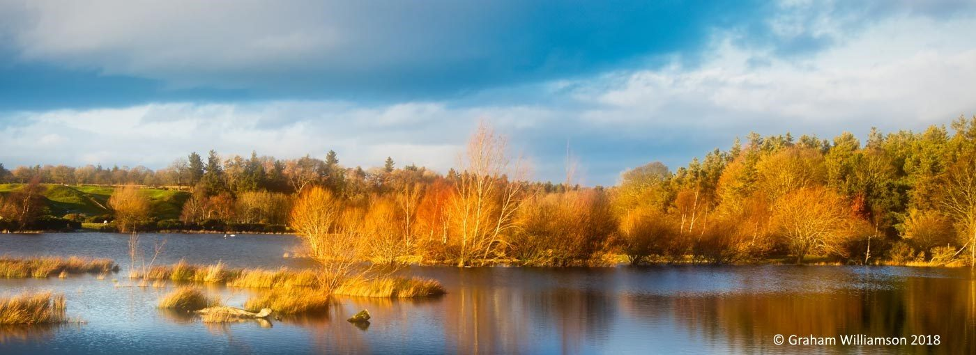 Hedgeley Lakes Colour